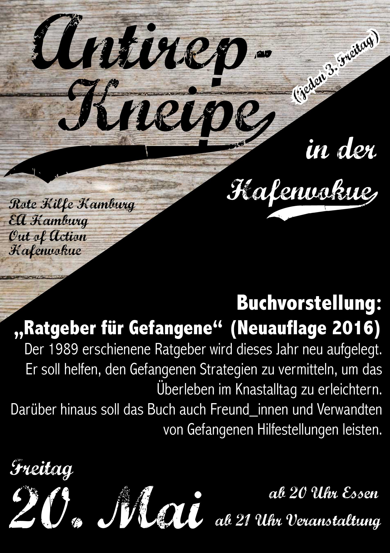Flyer zum Vortrag